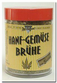 Bio Hanf Gemüse Brühe 100 g