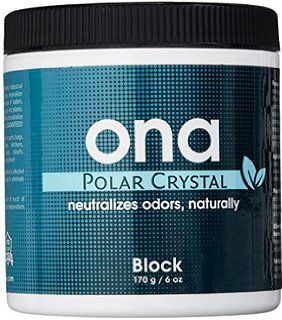 ONA Block 170gr Polar Crystal