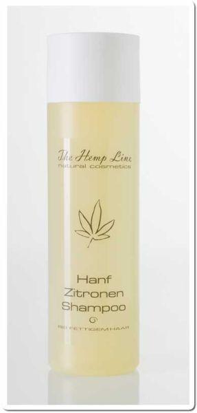 Hanf Zitronen Shampoo 200 ml