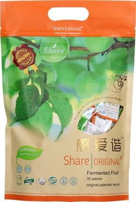 Share Pflaume Bio, 300 g