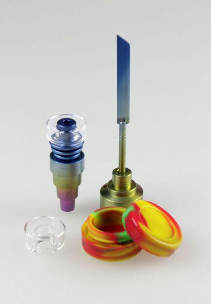 Titannagel Set Ölfarben