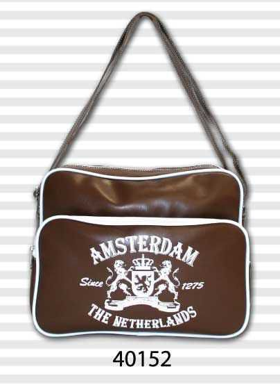 AMSTERDAM RETRO BAGS BROWN