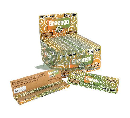 Greengo King Size Regular