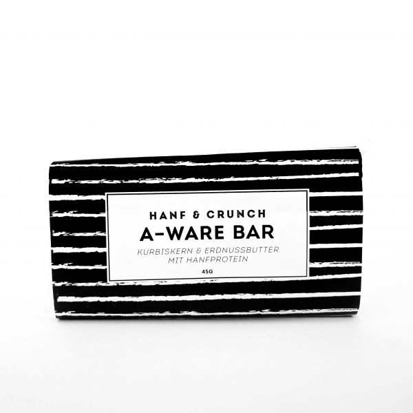 Hanf & Crunch Bar (Kürbiskern)