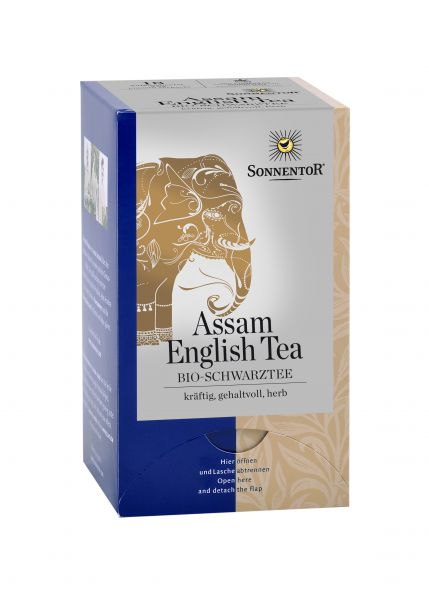 Assam English Tea bio