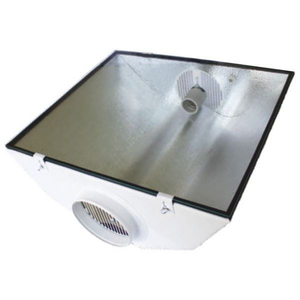 Spudnik Reflektor mit Glasplatte Ø 150 mm