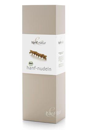 Hanf-Nudeln