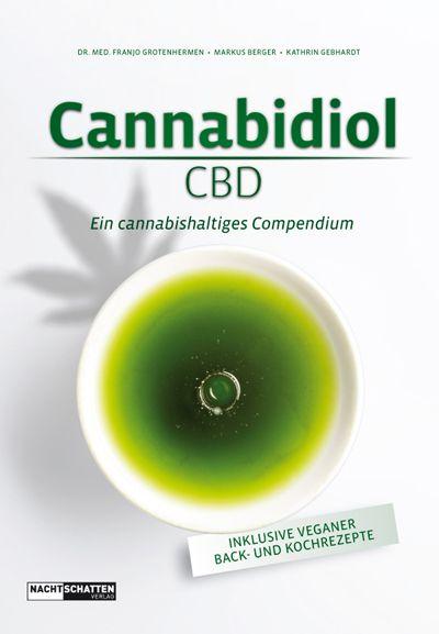 """CBD Buch """"Cannabidiol"""""""