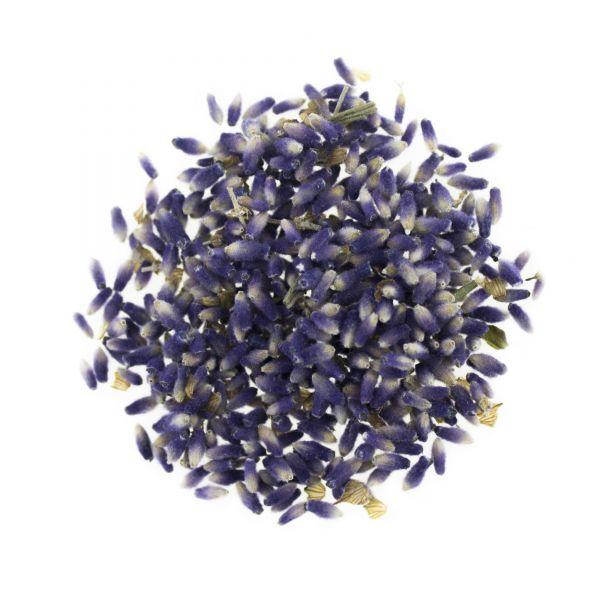Lavendelbüten Lavantin Bio ganz