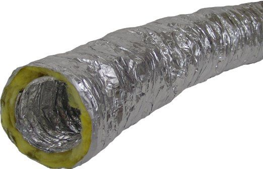 Lüftungsschlauch Ø 100 mm Iso-Flex