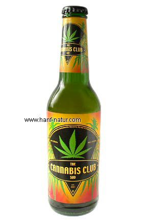 The Cannabis-Club-Sud Hanfbier