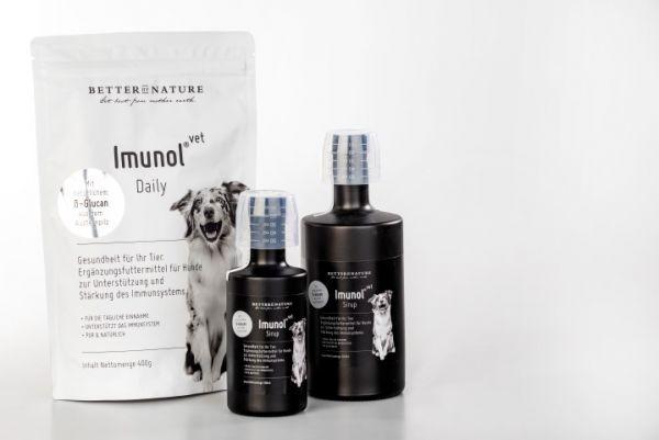 Daily Futtermischung Hund Beta 1,3/1,6 D-Glucan