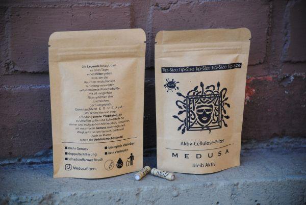 Medusa Aktivkohlefilter 50 Stk.