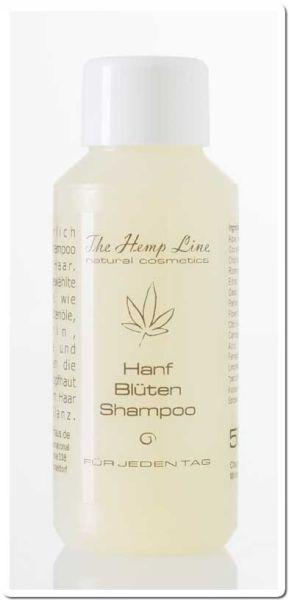 Mini Hanf Blüten Shampoo 50 ml