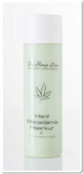 Hanf Macadamia Haarkur 200 ml