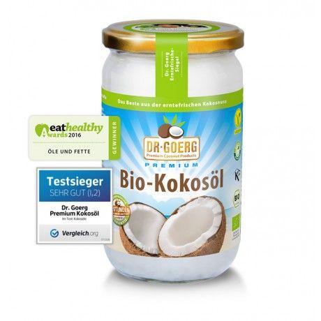 Kokosöl Dr Goerg Bio 500ml