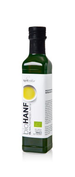 Speisehanf-Öl 250ml