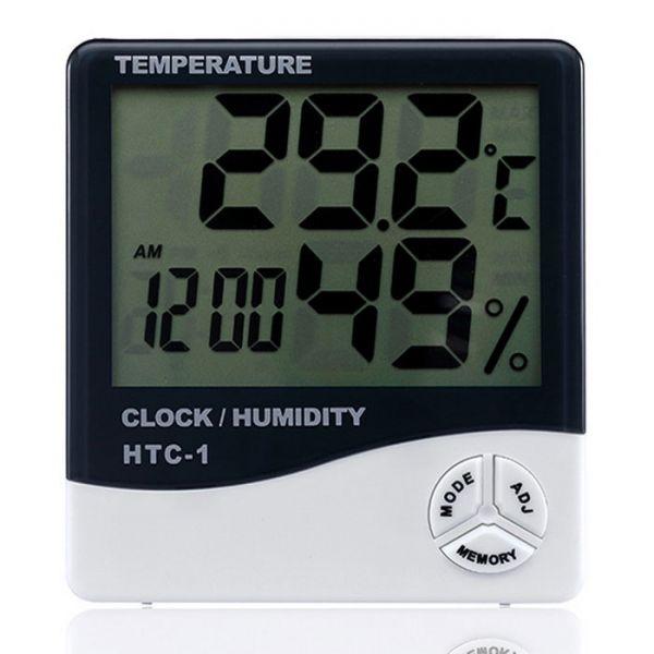 Thermo/Hygrometer mit Fühler