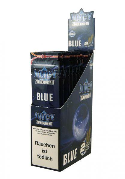 Blunt Rolls Zigarrenumblatt Blue