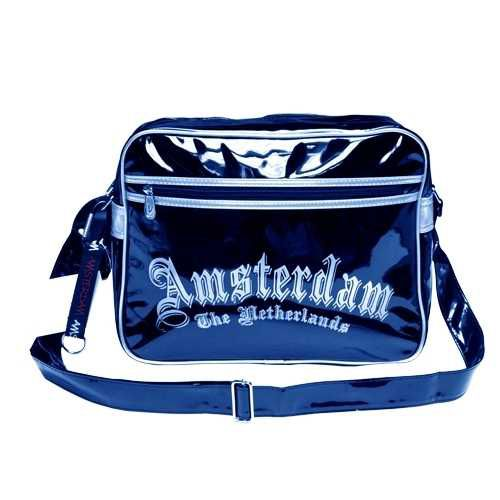 AMSTERDAM TWILIGHT BAG BLUE