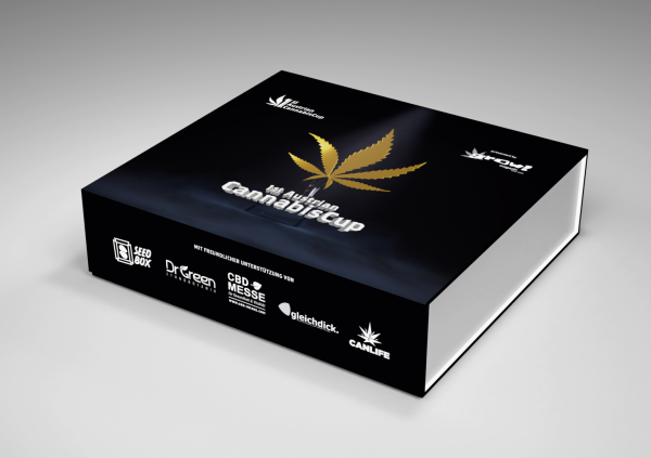 Cannabis Cup Box