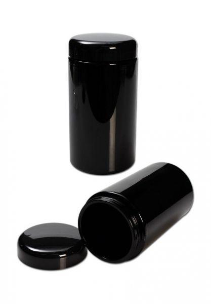 Weithalsdosen aus Violettglas 0,5 L