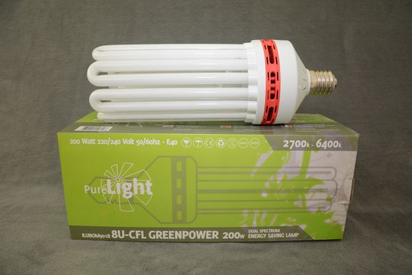 CFL 200 Watt Greenpower (2100k)