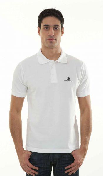 Damen Kurzarm Polo-Shirt mit Logo