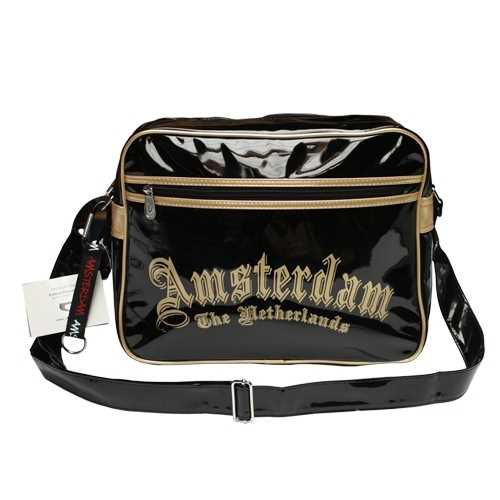AMSTERDAM TWILIGHT BAG BLACK