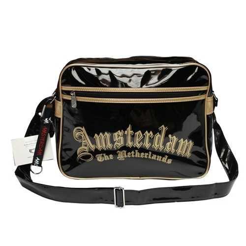 AMSTERDAM TWILIGHT BAG BLACK