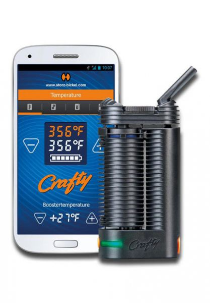 "Vaporizer Komplett- Set ""Crafty"""